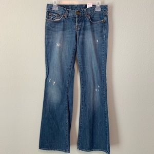 Lucky Brand Midnight Maggie Jeans